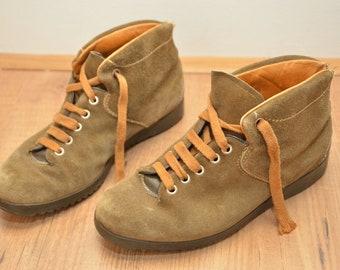 Chaussures de marche et de randonnée pour femmes Vintage
