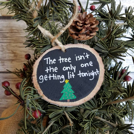 image 0 - Funny Christmas Ornament Etsy