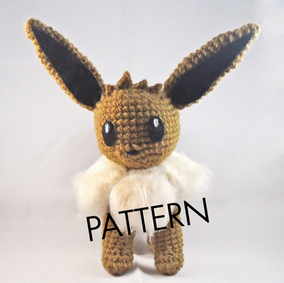 Ravelry: Baby Eevee pattern by Evelyn Pham | 568x570