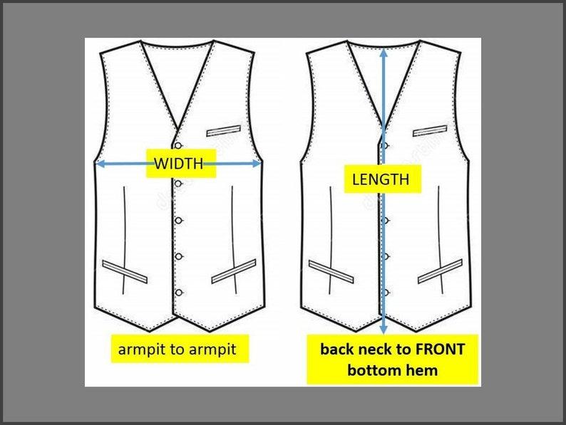 Sz M RedBlue Floral Print PRESTWYCK 100/% Cotton WOMENS #762 Vest Waistcoat