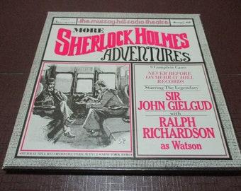 Sherlock holmes lp | Etsy