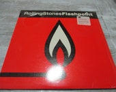 Vintage 1991 Vinyl LP Record Flashpoint The Rolling Stones Recorded Live MINT Condition Still Factory Sealed 21438