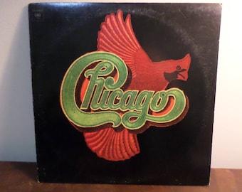 Vintage 1975 LP Vinyl Record Chicago VIII Very Good Condition 15575