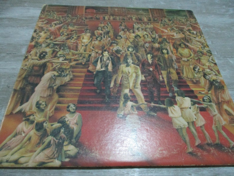 Vintage 1974 LP Record The Rolling Stones It's Only Rock N Roll Excellent  Condition 19040