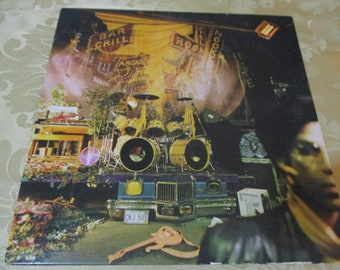 Vintage 1987 LP Record Prince Sign O The Times Two Record Set Excellent Condition 16395