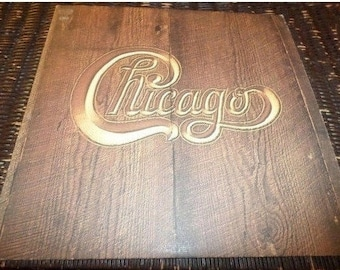 Vintage 1972 LP Record Chicago V Gatefold Cover Excellent Condition Columbia Records KC-31102