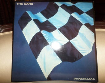 Vintage 1980 Vinyl LP Record The Cars Panorama Excellent Condition 8848