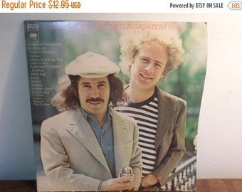 Vintage 1972 LP Record Simon and Garfunkel Greatest Hits Columbia Records 31350 Excellent Condition 15771