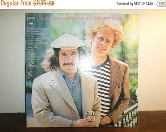 Vintage 1972 LP Record Simon and Garfunkel Greatest Hits Columbia Records 31350 Excellent Condition 10144