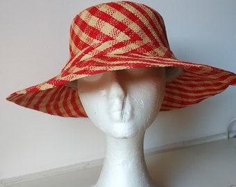 4aa7c2b0e1139 Sombrero de Verano Ala corta