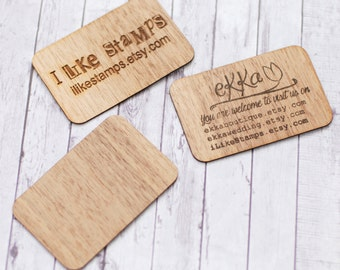 blank wood cards set of 25 wood business cards wood tags