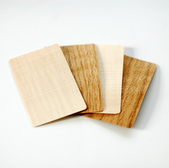 Wood business cards wooden business cards blank wood tags etsy image 0 reheart Gallery