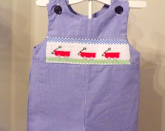 Ready to smock and hand smocked dresses and by SmockedBeauties