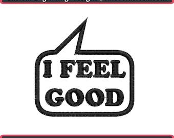 Feel Good Quote Etsy