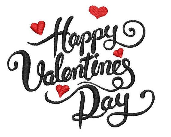 Happy Valentines Day Etsy