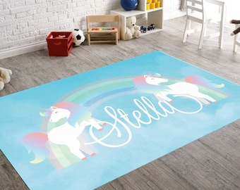 Unicorn Nursery Etsy