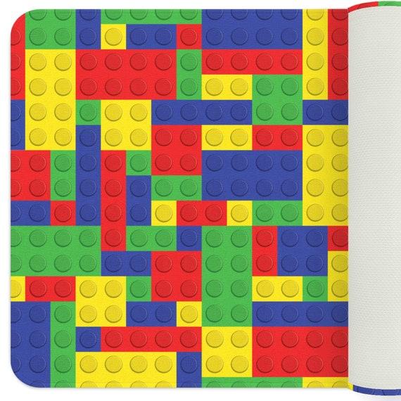 Lego Rug Lego Nursery Nursery Rug Game Room Rug Kids Rugs | Etsy