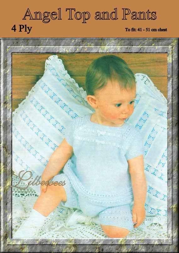 6 yrs Knitting Pattern Baby/'s 4 ply Cardigans /& Shawl Sizes 0 mths 223