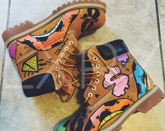Timberland boots men   Etsy