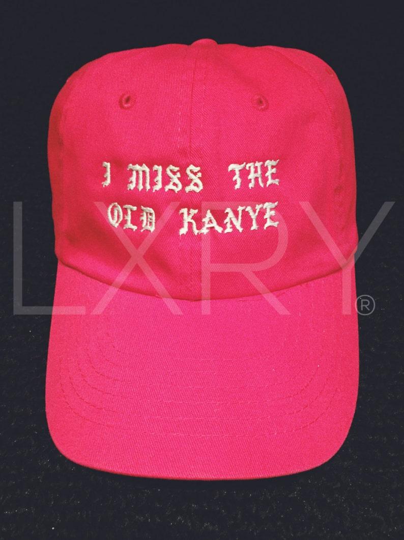 f4b1a4de309 PHNTM I miss the old Kanye dad hat kanye west yeezy yeezus