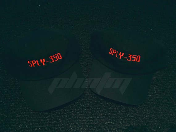 d35e2711703 Yeezus Pablo Yeezy SPLY-350 dad hat Tour Bleached Distressed