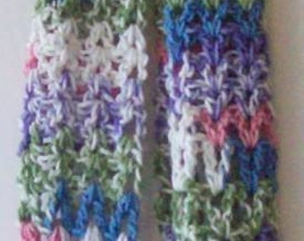 WINTER INFINITY SCARF! - Multi Color Pastel! - 14.99 ~  Now just 9.99!