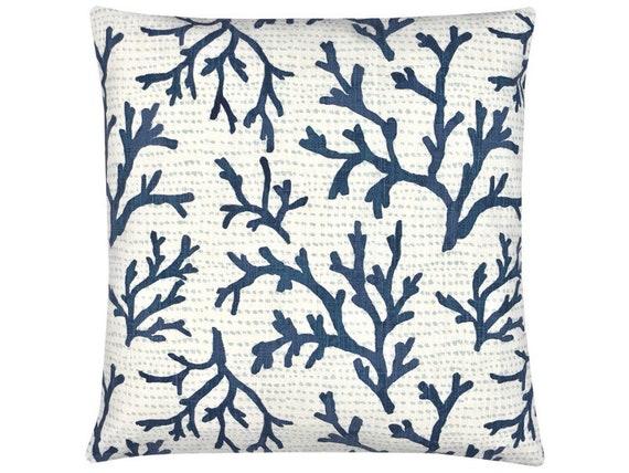 Kissenbezug Kissenhülle Kissen blau blasstürkis Batik
