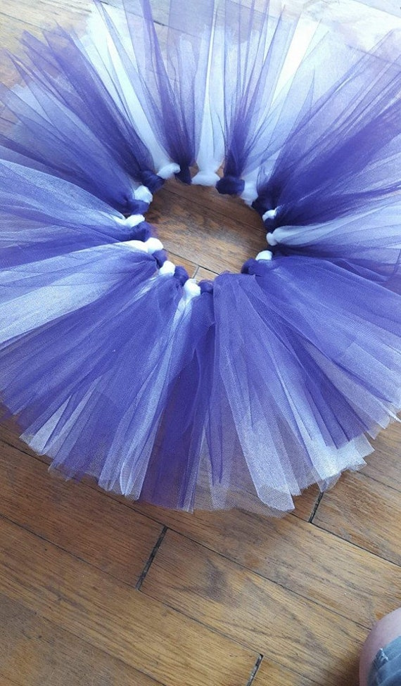 0df7df114 Double layered tulle tutu: flower girl skirt/ birthday tutu | Etsy
