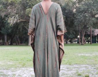 Kaftan dress,Boho Dress, loose dress,Cocktail party kaftan,Festival wear,beach cover.Tie dye dress,kaftans for women