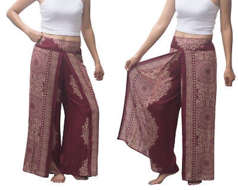 Travel pants,beach pants,comfy pants,wrap around pants,harem pants,womens dress pants,bohemian pants,boho pants