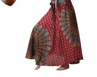 Women boho skirt,hippie skirt,maxi skirt,bohemian skirt,long skirt,gypsy skirt,summer skirt,festival skirt,Skirt dress,music fest skirt
