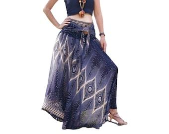 Boho Skirt, Hippie Skirt, Gypsy Skirt, Comfy Skirt, Festival Skirt, Festival Clothing, Handmade Skirt, Boho Clothing, Hippie Clothing