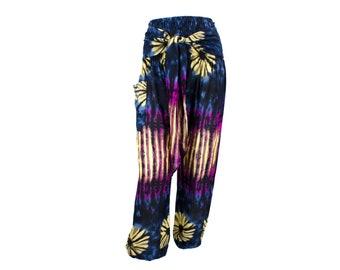 Boho pants,Comfy Pants,Travel Pants,bohemian yoga pants,Music festival Wear,Gypsy Hippie Pants