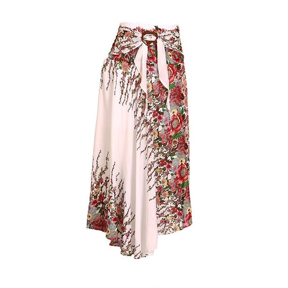 NEW WOMENS SMOCKED STRETCHY STRIPES FLOWY LONG BOHO MAXI CASUAL BEACH DRESS