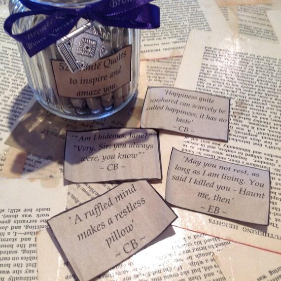 1 Rok Brontë Cytaty Wichrowe Wzgórza Jane Eyre Brontë Literatura