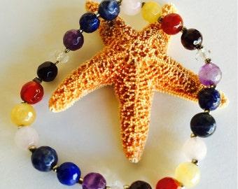 Chakra Bracelets.