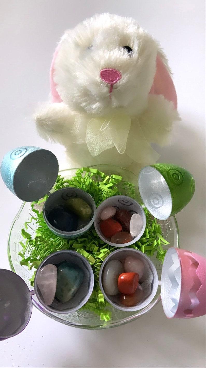 Small Easter Bunny Crystal BasketEaster Bunny Crystal Arrangement