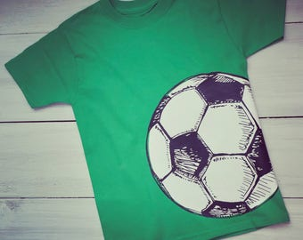 Soccer Ball TShirt