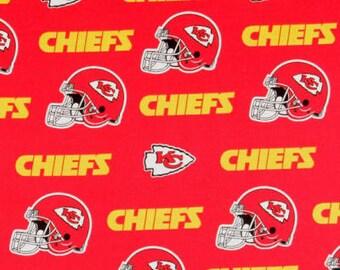 Shower Curtain Kansas City Chiefs Decorative Button Hole Top Or Grommet Bachelor Pad Bathroom Dorm Man Cave Football