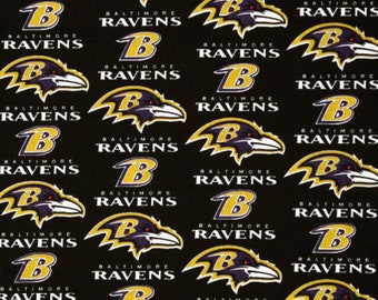 Shower Curtain Baltimore Ravens Decorative Button Hole Top Or Grommet Dorm Man Cave Football Bachelor Pad Bathroom