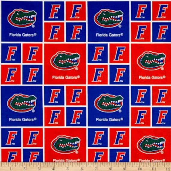 Shower Curtain Florida Gators Decorative Button Hole Top Or
