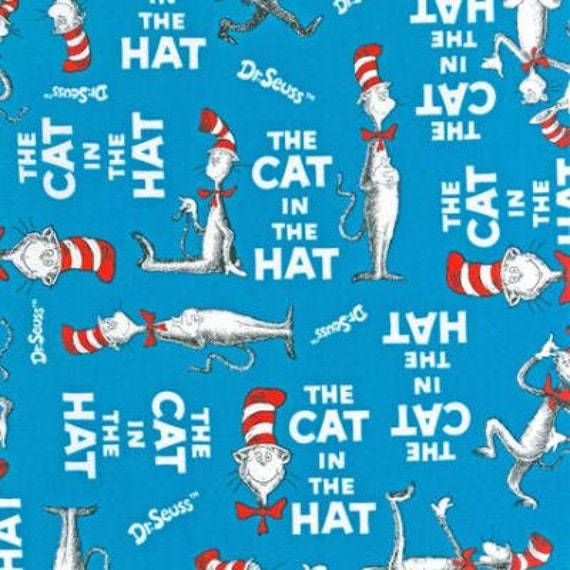 One Shower Curtain The Cat In Hat Book Cover