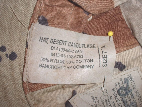 US Army boonie hat chocolate-chip  2de09a5cb68