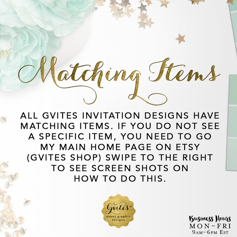 PDF Printable Digital JPG {Design: TIACH-110} By Gvites Sugar and Spice Banner Welcome Sign Baby Shower