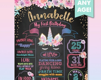 birthday poster etsy