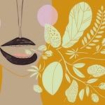 Plant Talk // 8x10 Art Print