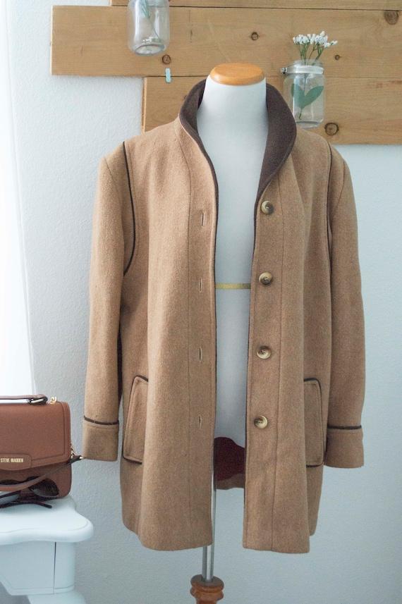 Vintage Ms. Freddi Minimalist Coat