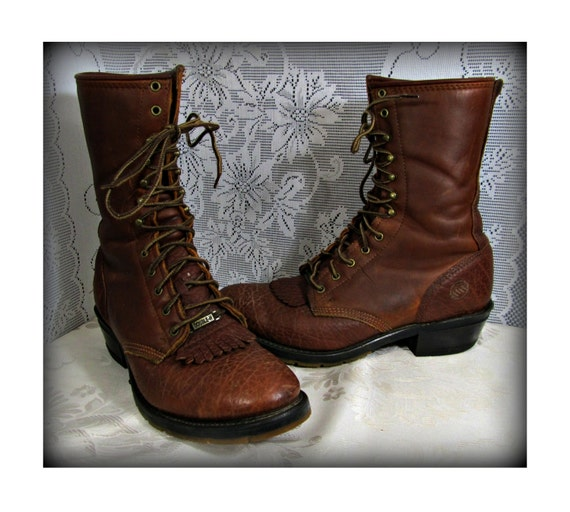 Mens leather boots, Western boots, Stylish boots,