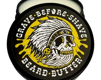 Grave Before Shave Beard Butter
