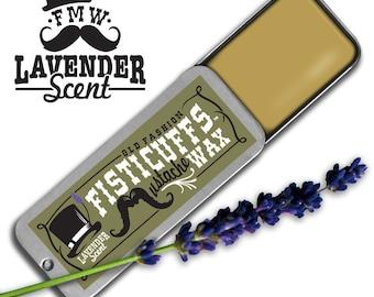 Lavender scent Fisticuffs Mustache Wax